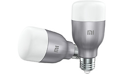Xiaomi Mi LED Smart Bulb White and Color 2-Pack