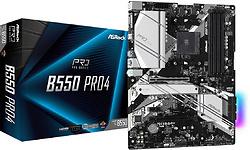 ASRock B550 Pro4