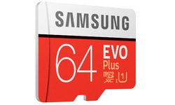 Samsung Evo Plus 2020 MicroSDXC UHS-I 64GB + Adapter