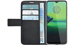 Azuri Motorola Moto G8 Plus Book Case Black