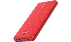 Anker PowerCore Sense 10000 PD Fabric Red