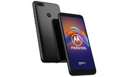 Motorola Moto E6 Play Anthracite