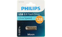 Philips USB 3.1 128GB Moon