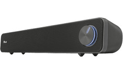 Trust Arys Soundbar USB PC Black