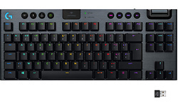 Logitech G915 RGB Lightspeed Black (US)