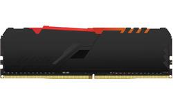 Kingston HyperX Fury RGB Black 32GB DDR4-3200 CL16