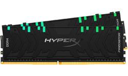 Kingston HyperX Predator RGB Black 32GB DDR4-3600 CL17 kit