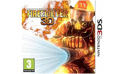 Real Heroes Firefighter (Nintendo 3DS)