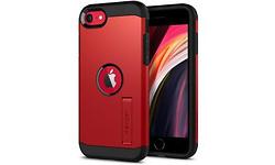 Spigen Tough Armor Case Apple iPhone SE 2020 Red