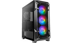Antec DF600 Flux RGB Window Black