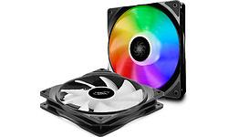 DeepCool CF 140 RGB 2-pack