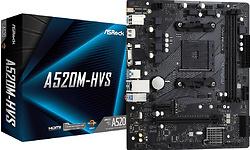 ASRock A520M-HVS