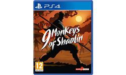 9 Monkeys Of Shaolin (PlayStation 4)