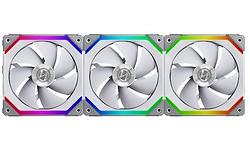 Lian Li SL120 RGB PWM 120mm White 3-pack