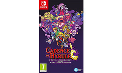 Cadence Of Hyrule Crypt Of The NecroDancer (Nintendo Switch)