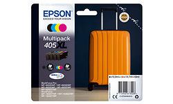 Epson 405XL DuraBrite Ultra Black + Color