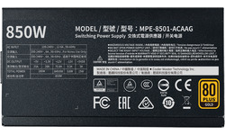 Cooler Master MWE Gold 850 V2