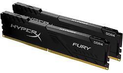 Kingston HyprX Fury Black 32GB DDR4-3000 CL16 kit