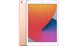 Apple iPad 2020 WiFi + Cellular 128GB Gold