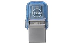 Dell AB135418 64GB Silver/Blue