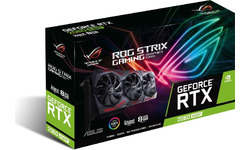 Asus RoG Strix GeForce RTX 2060 Super Advanced Evo V2 Gaming 8GB