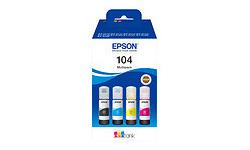 Epson 104 EcoTank Black + Color