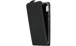 Samsung Accezz Flipcase Samsung Galaxy A10 Black Black / Black