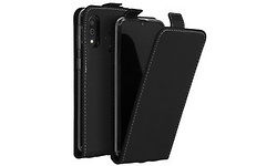 Samsung Accezz Flipcase Samsung Galaxy A40 Cover Black