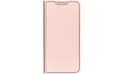 Samsung Dux Ducis Slim Softcase Booktype Samsung Galaxy A50 / A30s Rosé Gold Rosé Gold / Rosé Gold