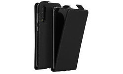Samsung Accezz Flipcase Samsung Galaxy A50 / A30s Cover Black