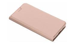 Samsung Dux Ducis Slim Softcase Booktype Samsung Galaxy A6 2018 Rosé Gold / Rosé Gold