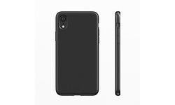 BeHello Premium iPhone XR Siliconen Cover Black