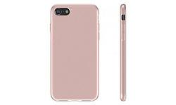 BeHello Premium iPhone SE (2020) 8 7 Siliconen Cover Pink