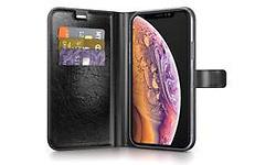 BeHello iPhone X XS Gel Wallet Case Black