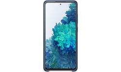 Samsung Silicone Cover Samsung Galaxy S20FE Blue