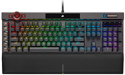 Corsair K100 RGB RGB Cherry MX-Speed Black