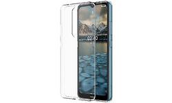 Nokia 2.4 Back Cover Transparent