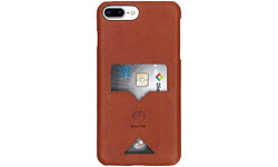 iMoshion Leather Backcover iPhone 8 Plus / 7 Plus Cover Brown