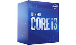 Intel Core i3 10100F Boxed