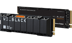 Western Digital WD Black SN850 2TB (heatsink)