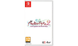 Atelier Ryza 2: Lost Legends & the Secret Fairy (Nintendo Switch)