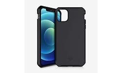 ITSkins Spectrum Solid Apple iPhone 12 Mini Plain Black