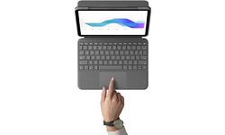 Logitech Folio Touch for iPad Air Black (UK)