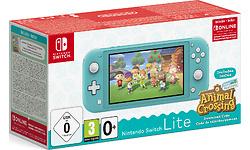 Nintendo Switch Lite + Animal Crossing Turquoise