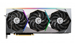 MSI GeForce RTX 3080 Suprim X 10GB
