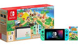 Nintendo Switch Animal Crossing New Horizons Editie
