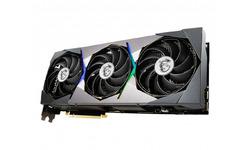 MSI GeForce RTX 3090 Suprim X 24GB