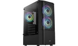 Aerocool Quantum Mesh v3 Window Black
