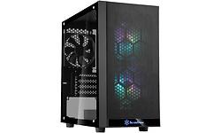 SilverStone PS15 Pro aRGB Window Black