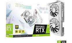 Zotac GeForce RTX 3070 Twin Edge OC White 8GB